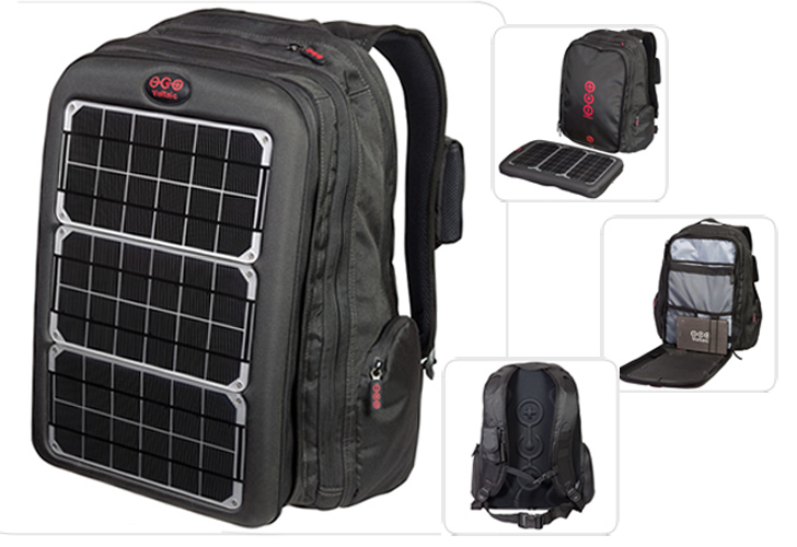 Voltaic Introduces High-Powered Solar Backpacks That Charge ...