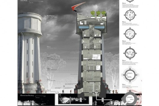 Zombie Safe House Competition, zombie proof design, zombie safe house, zombie architecture, disaster proof design