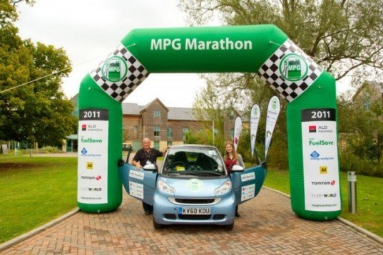 ALD Automotive Shell FuelSave MPG Marathon, MPG Marathon, fuel economy, Fiat Fiorino, Ford Focus, Ford Transit Van, green racing, green transportation, green automotive design, alternative transportation