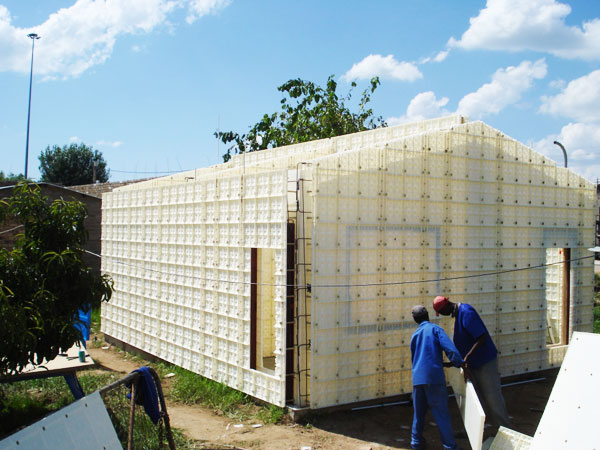 Plastic Formwork System Provides Quick And Quality Housing