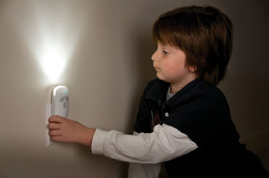 The Led Power Outage Lighting System Provides Energy