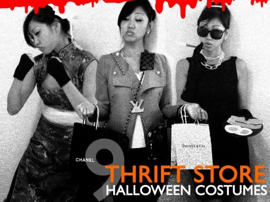 9 Eco-Friendly Thrift-Store Halloween Costumes for Under $15 ...