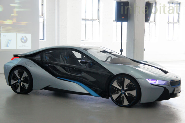 Bmw Unveils Updated I3 And New I Pedelec Electric Bicycle In London