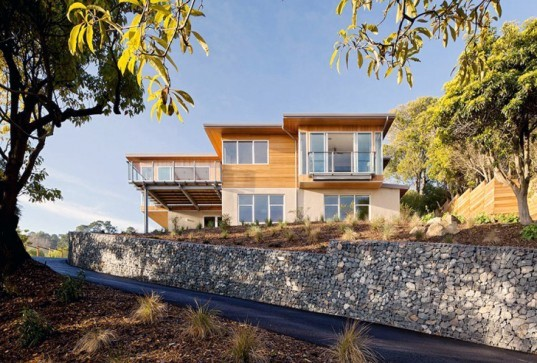green design, eco design, sustainable design, architectural salvage, Butler Armsden Architects, LEED-H Platinum, Tiburon Home, sustainable building, LEED custom home, Water reclamation, solar panels