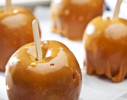 Caramel Apples Plain