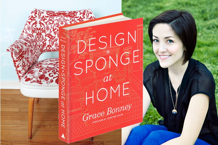 INTERVIEW: How Grace Bonney Explores Green Interiors & DIY In Design*Sponge at Home
