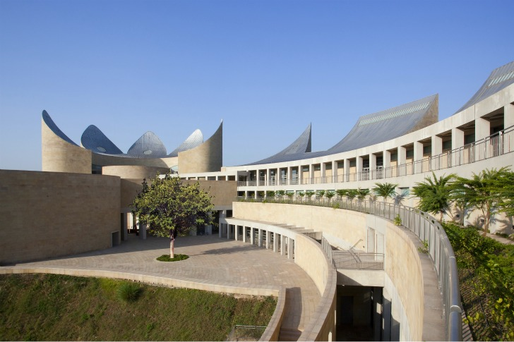 Moshe Safdie Designed Khalsa Heritage Centre Is Inaugurated In India