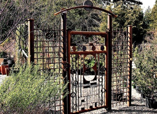 green design, eco design, sustainable design, Ray Hammar, Recycled materials, reclaimed scrap metal, recycled sculptures