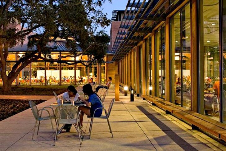 Captivating Rice University North College Redevelopment Hopkins Architects Part 23