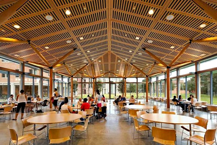 Rice University S New Leed Gold Dorms Feature Prefab