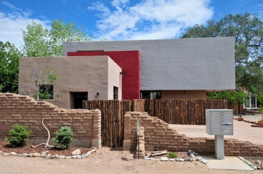 LEED platinum home, Gabriel Browne, Praxis Design, United States Green Building Council, Shoebox House, Scott Rothstein, Marcia Meckler, Sketch up, Energy Star, airPlus Certified, EPA, Rainwater Collection, Santa Fe, green design, eco design, sustainable design