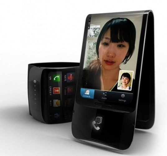 Samsung to Launch Flexible OLED Cell Phone in 2012 ...