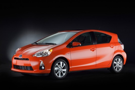 NEWS HUB | Tiny Prius Model C to Debut at Tokyo Motor Show | art and design news, art news