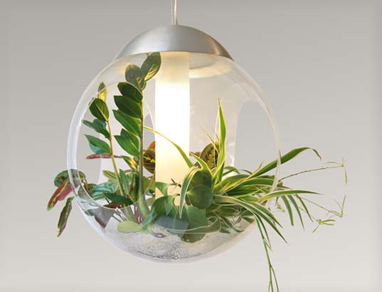 Living Babylone Lamp Suffuses Your Space With Light And