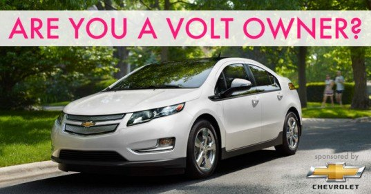Are you a Chevy Volt owner, Do you own a Chevy Volt, chevy volt owner, volt owner, EV, electric car, electric vehicle, chevy hybrid, hybrid electric vehicle,