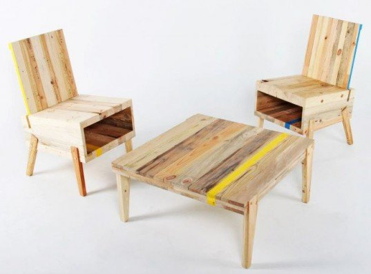 derelict, Tõnis Kalve, Ahti Grünberg, reclaimed wood, green furniture, sustainable design, green design, recycled materials, reclaimed materials, green products, sustainable products