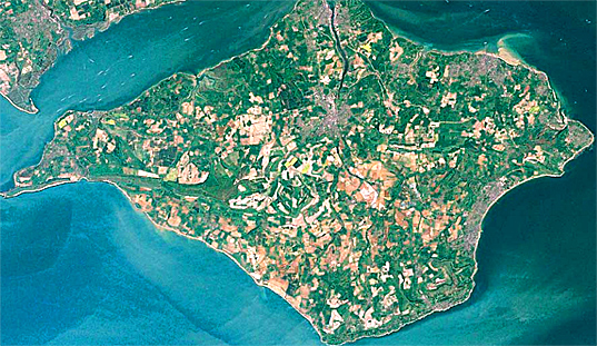 Eco Island Isle Of Wight Developing England S Largest