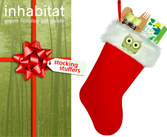 stocking stuffers, green stocking stuffers, eco stocking stuffers, sustainable sto