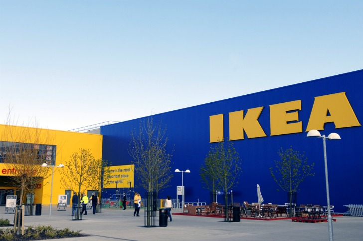 Ikea to build massive 26 acre suburb in east london for Ikea locations los angeles