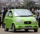 Uganda's First Electric Car Built by Makerere Students