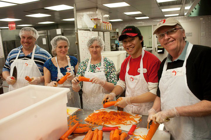 Opportunities To Volunteer Give Back This Thanksgiving In Nyc