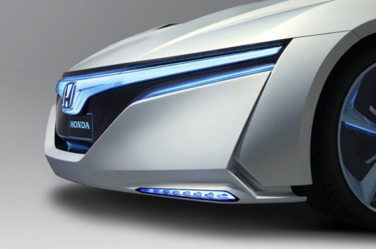 Tokyo Motor Show, Tokyo auto show, Honda AC-X Concept, plug-in hybrid, AC-X hybrid concept, electric car, electric vehicle, hybrid vehicle, hybrid car, green car, green vehicle, alternative transportation, green transportation, green automotive design