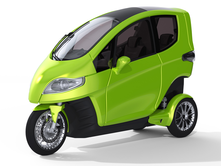 Tilter Electric Vehicle