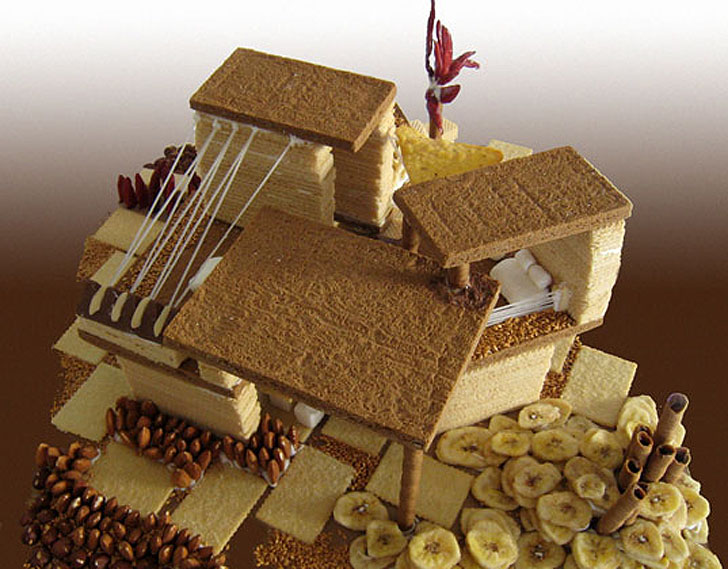 Top 10 Modern Architects top 10 deliciously modern gingerbread houses | inhabitat - green