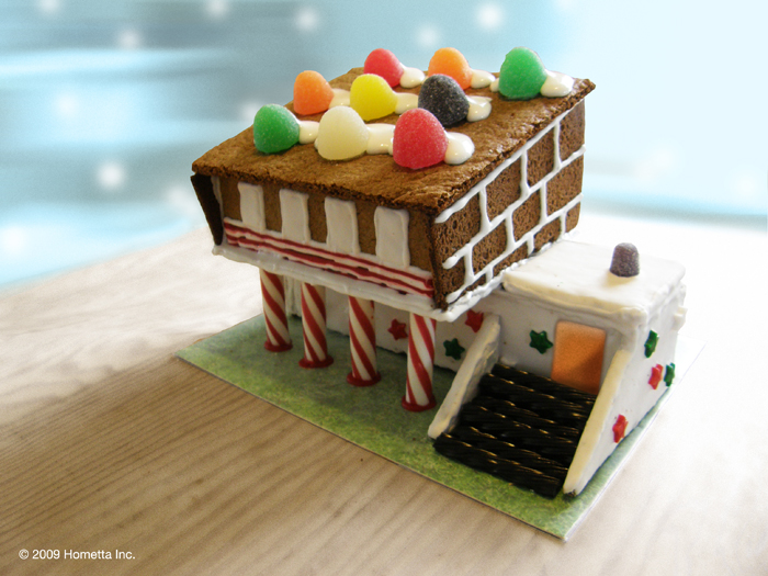 Top 10 Deliciously Modern Gingerbread Houses | Inhabitat - Green ...