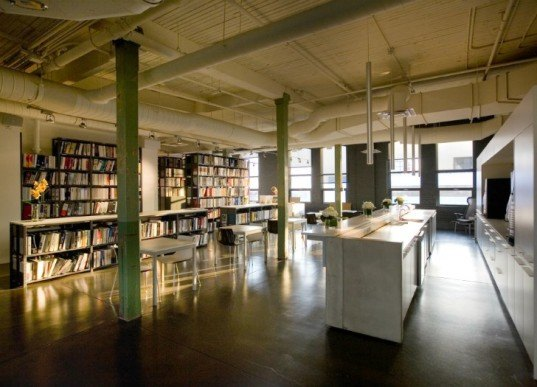 780 Brewster, Lemay Associés, green renovation, adaptive reuse, montreal, leed silver, eco office