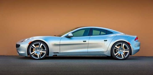 Fisker Karma Named Top Car Of The Year By Bbc S Top Gear