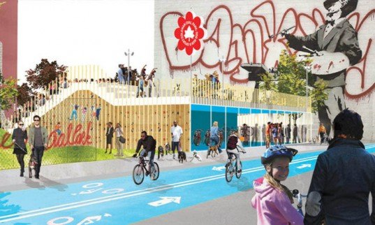 Hao Architects Win Coleman Oval Skate Park Redesign Hao