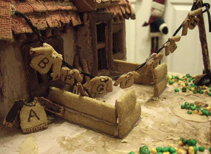 Harry Potter Gingerbread House Is A Magical Sugary Delight