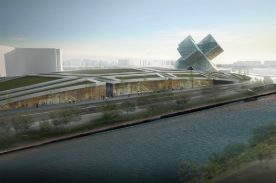 Istanbul Disaster Prevention Centre, OODA, disaster proof design, istanbul, education centre, earthquake proof design