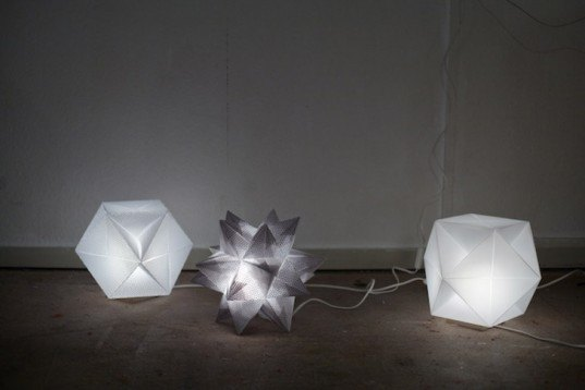 Renewable Energy,Green Products,Green Materials,Green Lighting,Green Appliancessolar panel,eindhoven,korean design,origami lamp