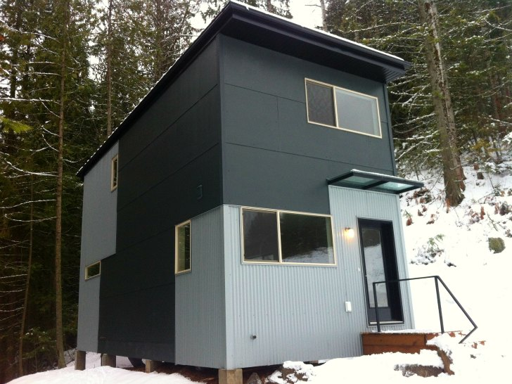 Smply Mod Prefab Prototype Home Lands In British Colombia