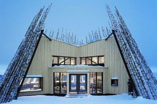 energy efficiency,Eco Tourism,Eco Travel,Architecture,swedish design,ski slopes,swedish food,swedish restaurant,locally sourced birch