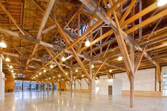 Salt Building, Acton Ostry Architects, vancouver, adaptive reuse, historic renovation, green renovation, leed gold