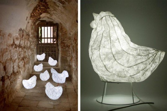 Green Materials,Green Lighting,Decorative Objects,Animals,tyvek lamp,animals lamp,recyclable tyvek,dupont,israeli design,Tel Aviv University,Bezalel Art and Design Academy