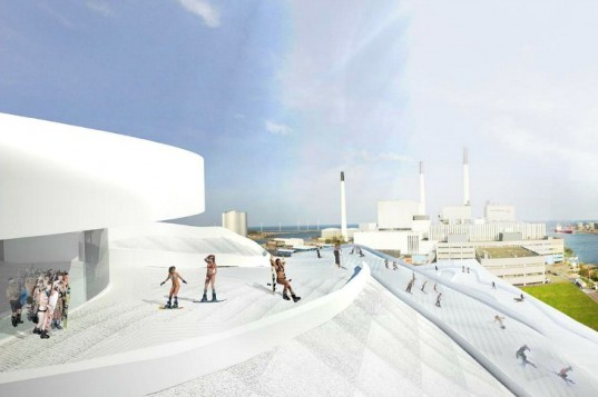 Ski Slope Incinerator Denied, BIG, copenhagen, news, ski slope incinerator, amagerforbraendingen, ski resort, waste-to-energy plant