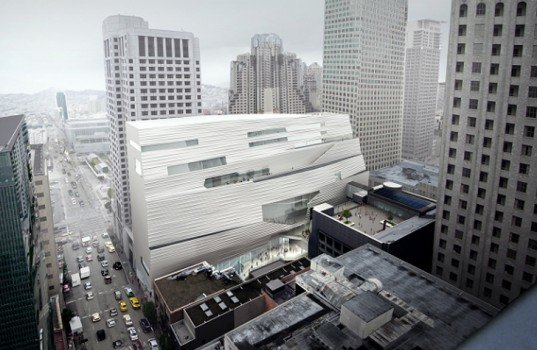 green design, eco design, sustainable design, Snohetta, SFMOMA, SFMOMA expansion San Francisco