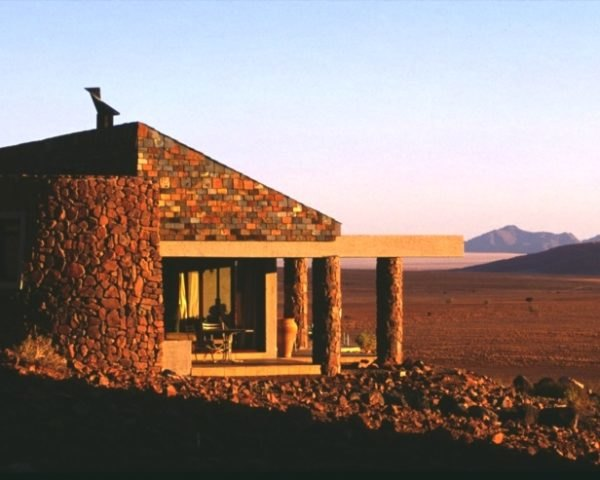 Sossusvlei Desert Lodge, Sossusvlei, And Beyond, Namib Desert, Namibia, green design, sustainable design, eco design, eco building, green building, green design, sustainable design, eco-tourism, natural materials, locally sourced materials, small carbon footprint