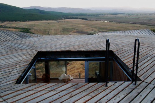 Sustainable Materials,Recycled Materials,Green Materials,Architecture,local materials,recycled aluminum,recyclable glass,naturally fallen trees,cypress wood,chilean design,chile,supersudaca,local stone,natural light,crossed ventilation