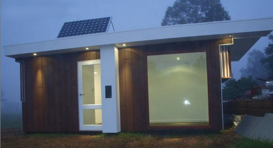 Ruby Sketchu0027s Compact Shipping Container Home Can Run Off Grid For Two  Weeks Sans Electricity