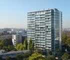 Tour Bois-le-Prêtre: 60′s Parisian Social Housing Tower Renovated into Gleaming Efficient Apartment Complex