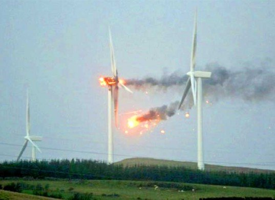 wind turbine, wind turbine fire, wind farm fire, wind farm blaze, hurricane wind turbine, wind turbine ablaze, wind turbine on fire, wind power, wind power generation, renewable energy, green power, sustainable power, sustainable energy, wind turbine limits, extreme wind