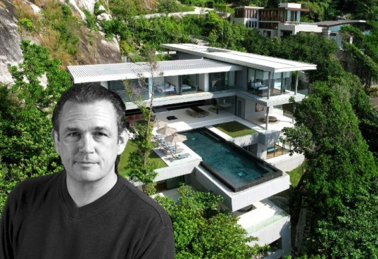 Adrian McCarroll on Building Villa Amanzi in an Open Tropical Environment  :   Adrian McCarroll, Founder and Managing Director of Original Vision