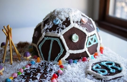 how to make awesome gingerbread house
