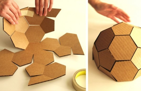 Diy How To Make An Awesome Gingerbread Geodesic Dome