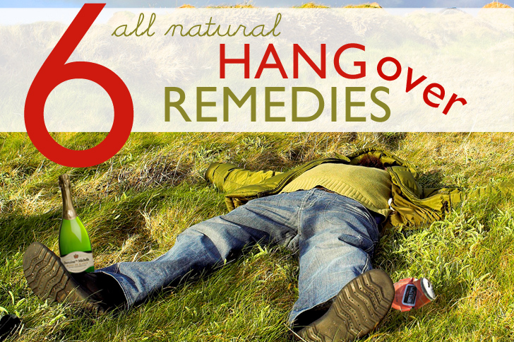 6 Natural Remedies to Cure Your New Year's Day Hangover, new year's day, hangover cure, hangover, hangover remedy, natural hangover remedy, how do i cure a hangover, banana hangover cure, coconut water hangover cure, New Year's Eve,